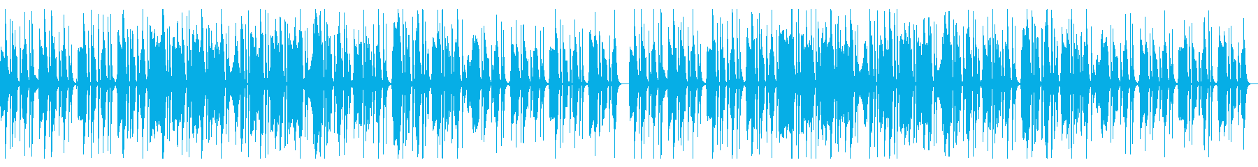 【ループ版】YouTube すれ違う…の再生済みの波形