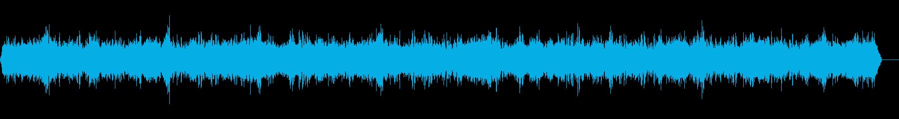 飛ぶの再生済みの波形