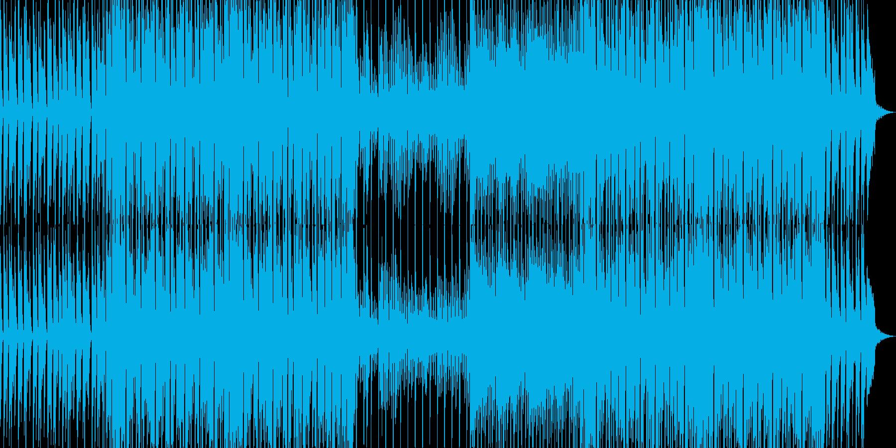 ポップ テクノ ロック ほのぼの ...の再生済みの波形