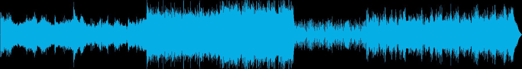 シタールオーケストラアジアループの再生済みの波形