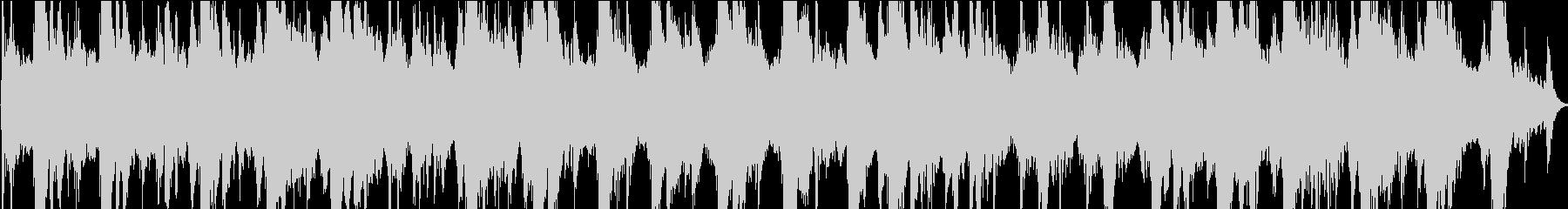 宇宙区間でなっているノイズの未再生の波形