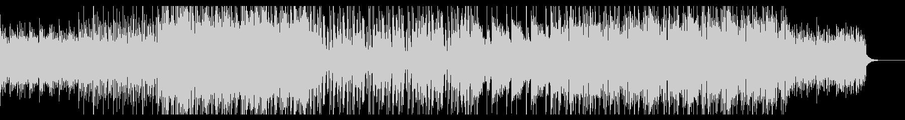 ピアノ伴奏 寂しいトラップBGMの未再生の波形
