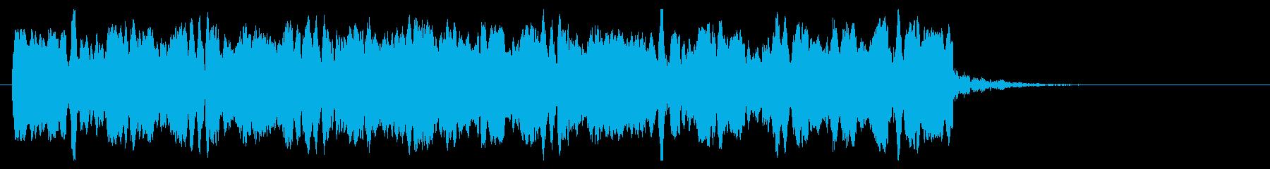 8bitパワーU-D-02-2_revの再生済みの波形