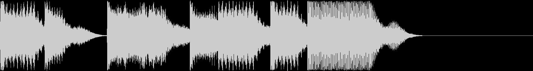 AI メカ/ロボ/マシン動作音 18の未再生の波形