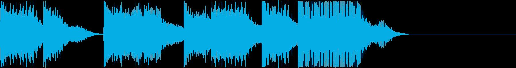 AI メカ/ロボ/マシン動作音 18の再生済みの波形