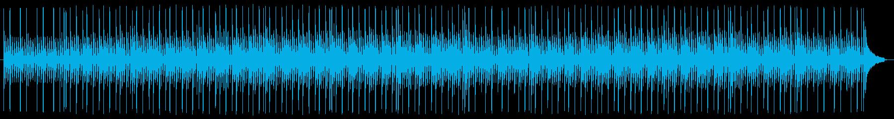 幻想的な癒やし系ポップスです。の再生済みの波形