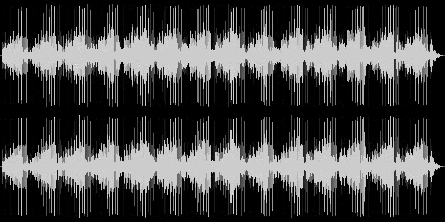 幻想的な癒やし系ポップスです。の未再生の波形