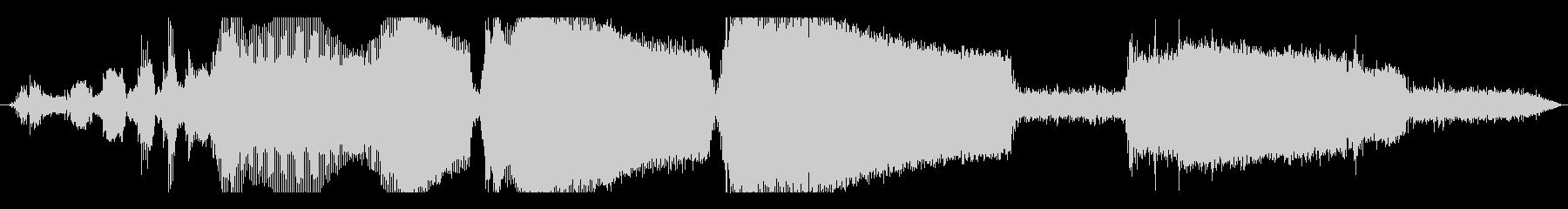 車 オペルカデット高速加速ギアシフト01の未再生の波形