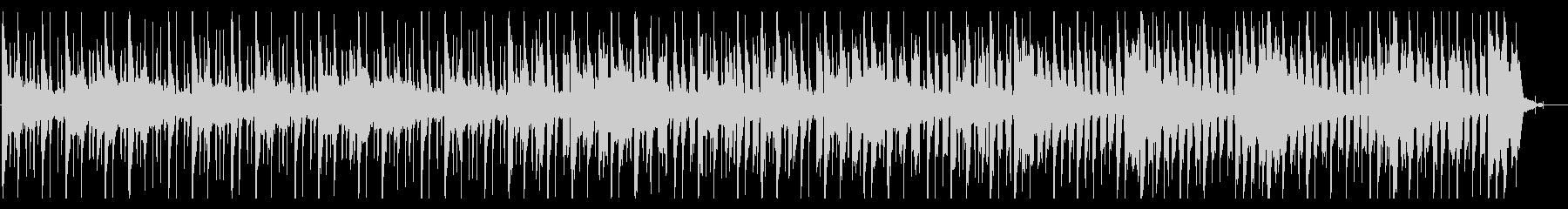 浮遊感/チル_No498_2の未再生の波形
