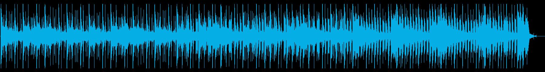 浮遊感/チル_No498_2の再生済みの波形