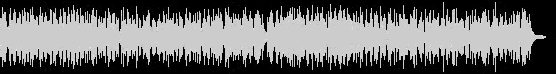 幻想的な、切なく温かなピアノソロの未再生の波形