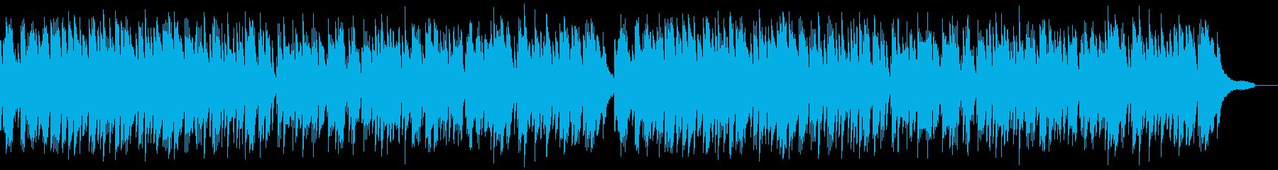 幻想的な、切なく温かなピアノソロの再生済みの波形