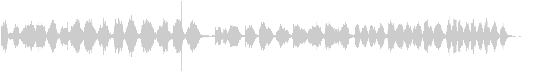 プロパンバーベキュー:ワイヤーブラ...の未再生の波形