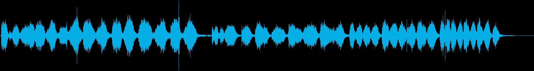プロパンバーベキュー:ワイヤーブラ...の再生済みの波形