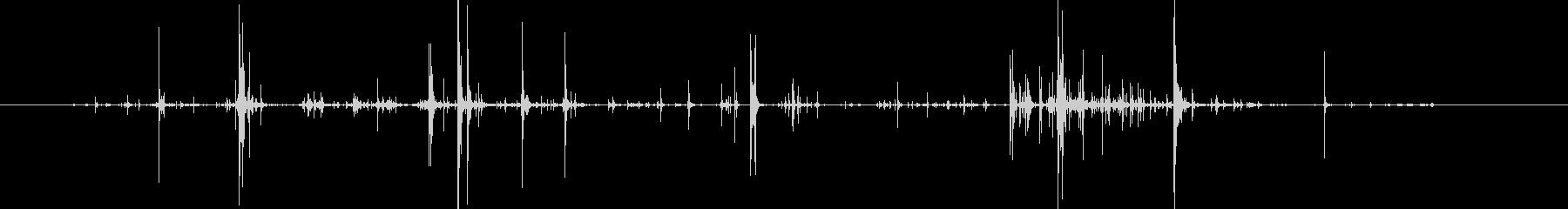 木 スプリンター01の未再生の波形