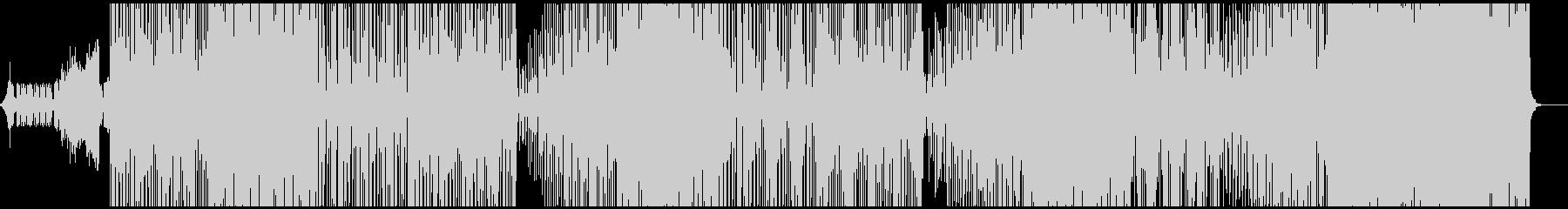 アコギの16ビートで刻む情熱的なポップスの未再生の波形