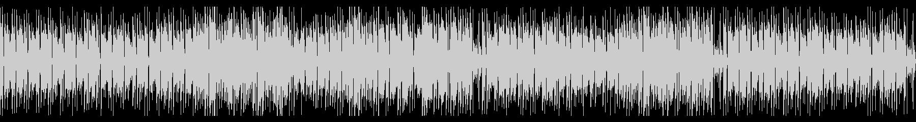 FMで流れてそうなR&B系スムースジャズの未再生の波形