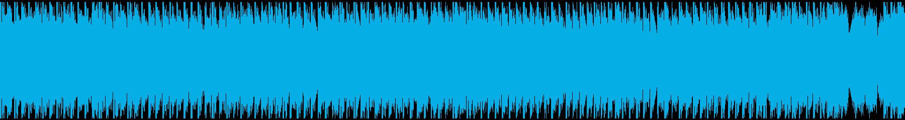 夏のパーティー(ループ)の再生済みの波形