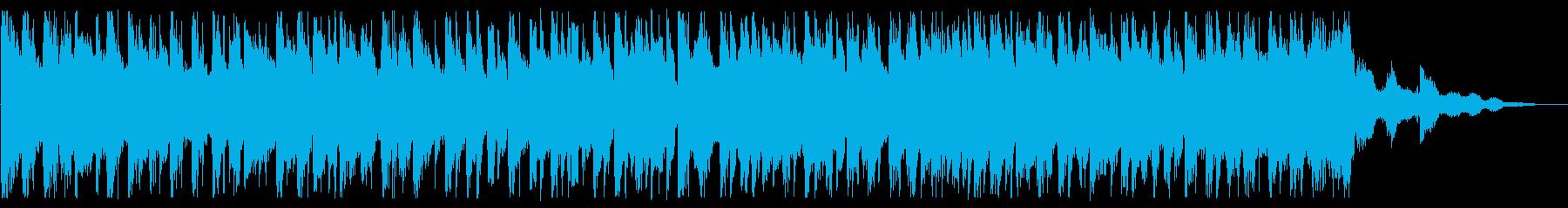 煌びやかなディスコ_No693_4の再生済みの波形