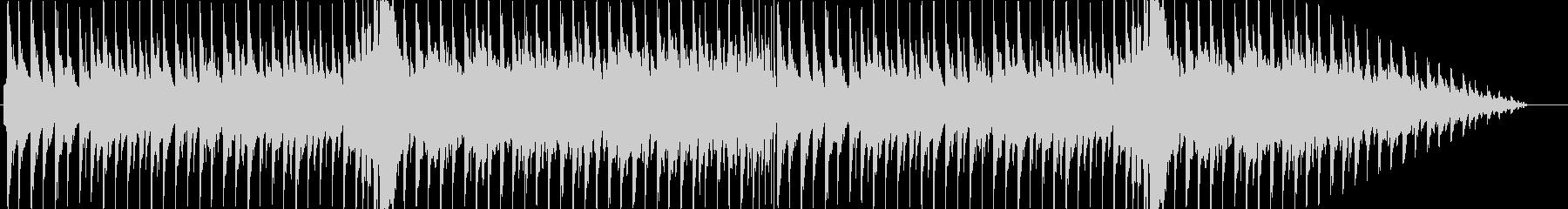 ポップ。シリアルコード、80年代。...の未再生の波形