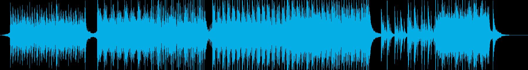 優しい→雄大-爽やか-企業-PV・CMの再生済みの波形