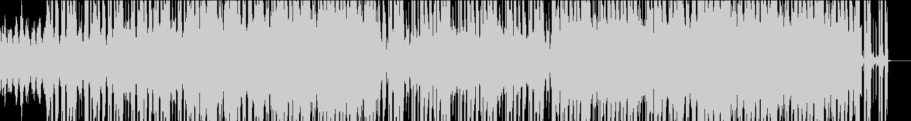 トラップ ヒップホップ レトロ シ...の未再生の波形