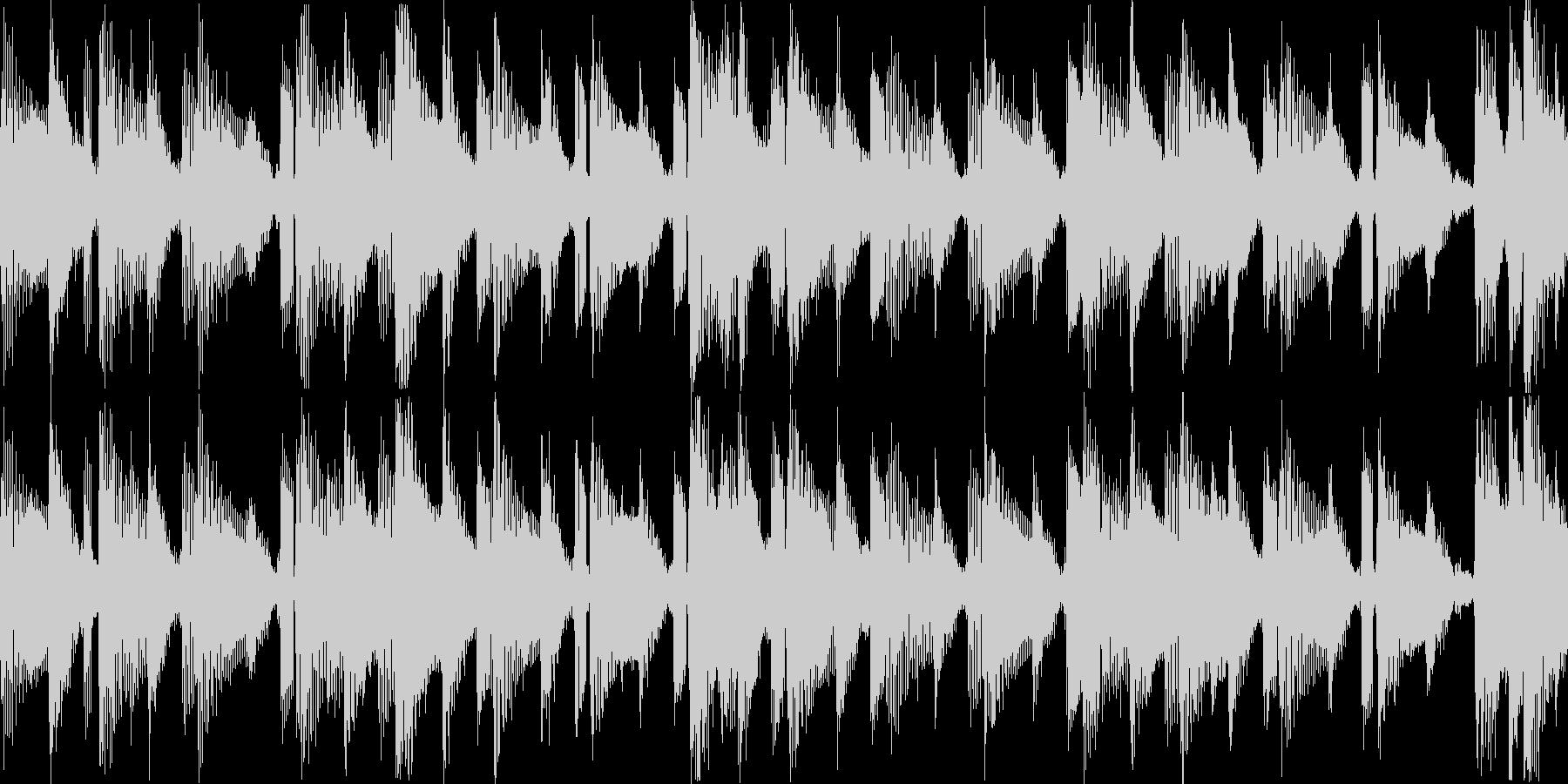 ギター、ベル、グロッケンシュピール...の未再生の波形