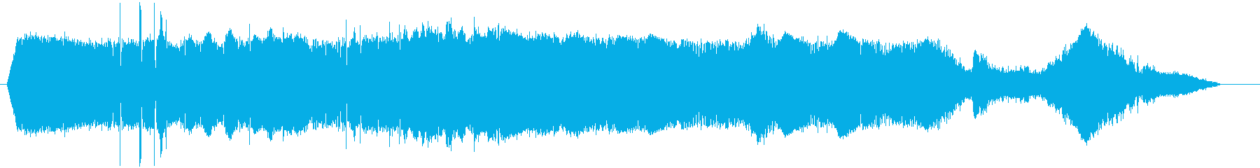 GTSカー;アウェイ(数)アウェイ...の再生済みの波形