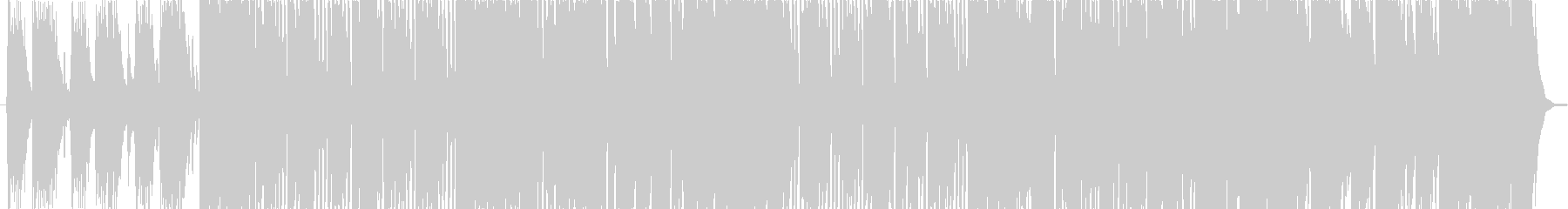 【ほのぼの系】出かけるポップス【映像】の未再生の波形