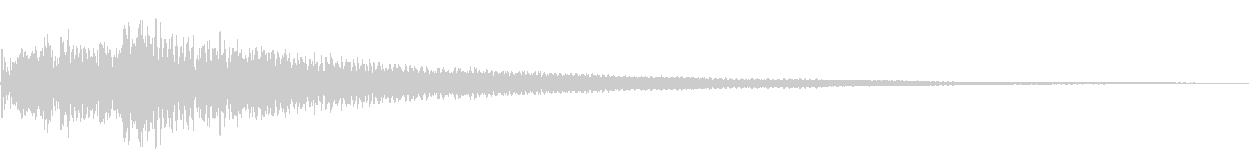 通知・決定・空気感・取得3の未再生の波形