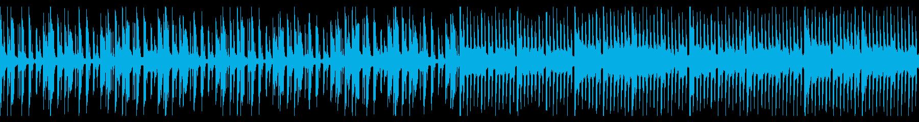 「問題、疑問」⇒「実験、試行錯誤」の再生済みの波形