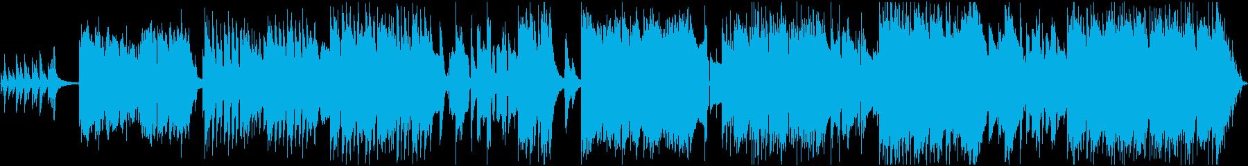 東京日和の再生済みの波形