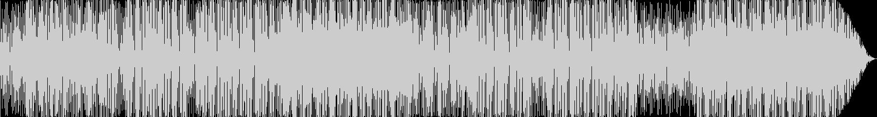 トロピカルで楽しいポップなEDMの未再生の波形