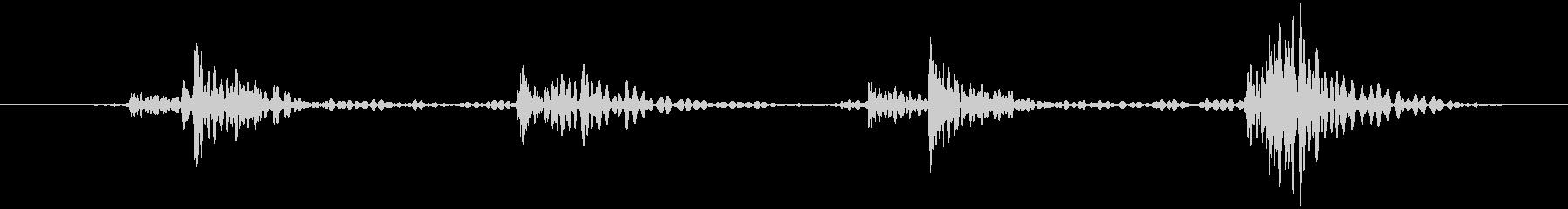 ホンダシビック:マニュアルトランス...の未再生の波形