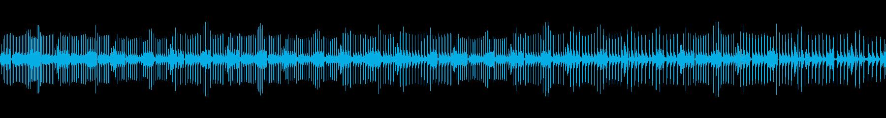 ★ファミコン風 敵キャラエンカウントの再生済みの波形
