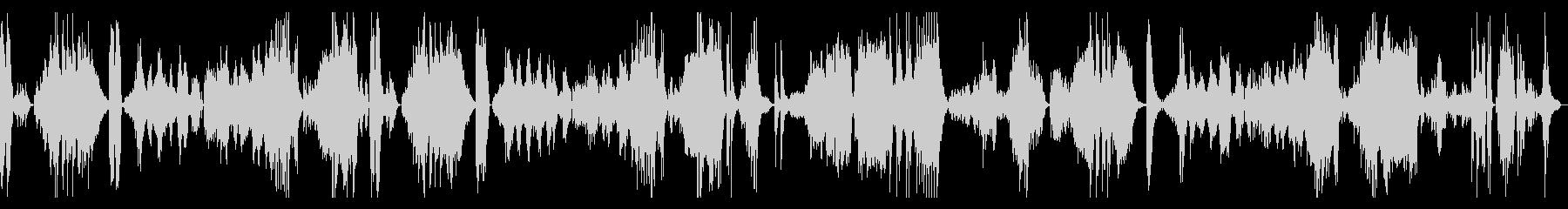 ハンマークラヴィーア ベートーヴェンの未再生の波形