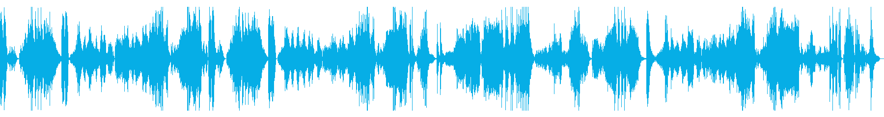 ハンマークラヴィーア ベートーヴェンの再生済みの波形