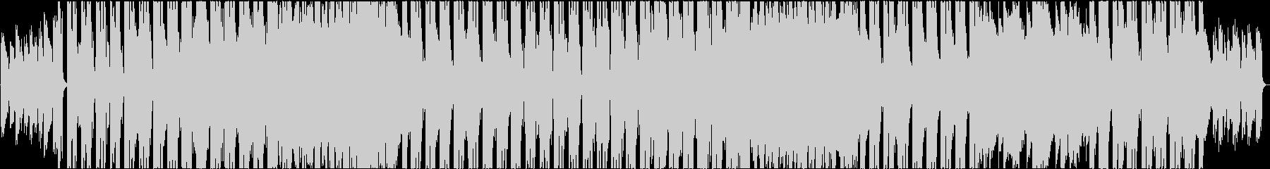 フューチャーポップ.オリエンタル風の未再生の波形