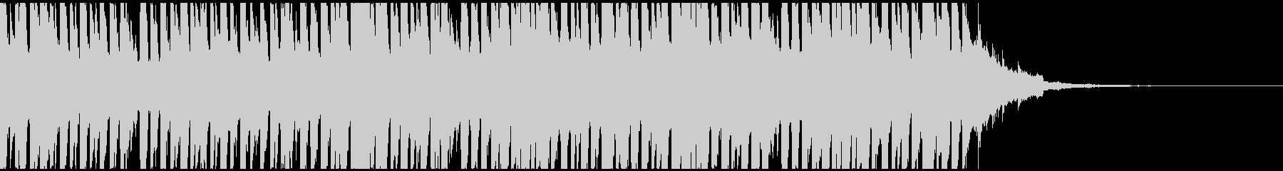 ドラム & ベース ジャングル 未...の未再生の波形
