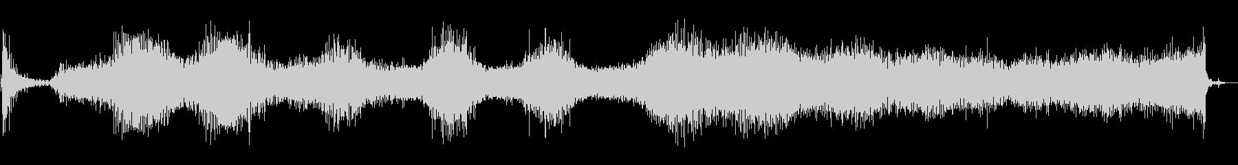 パワースプレーウォッシャー:スプレ...の未再生の波形