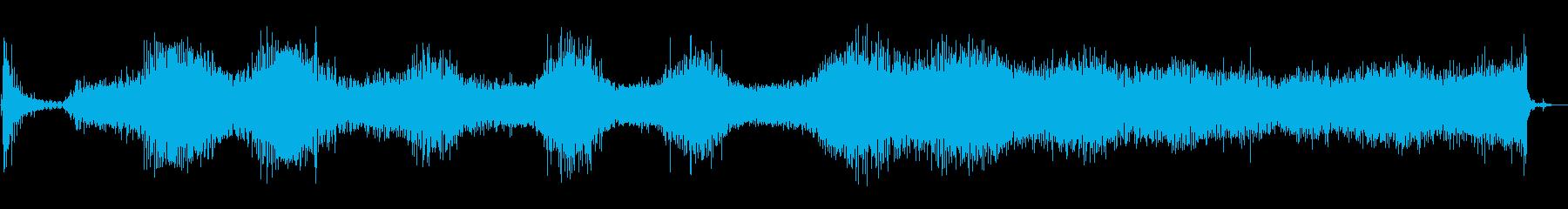 パワースプレーウォッシャー:スプレ...の再生済みの波形