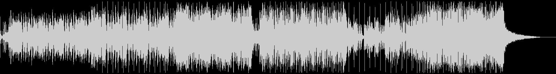 EDM・トロピカルハウス アコギ収録の未再生の波形