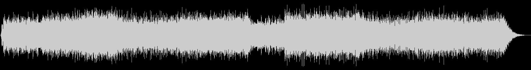 ピアノメインのミドルテンポバラードの未再生の波形