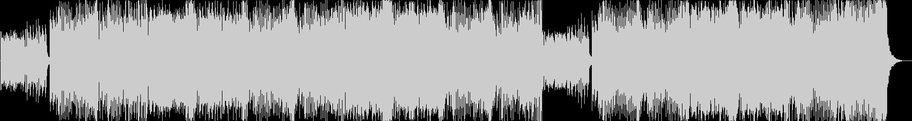 キラキラしたエレクトリカルパレード風曲bの未再生の波形