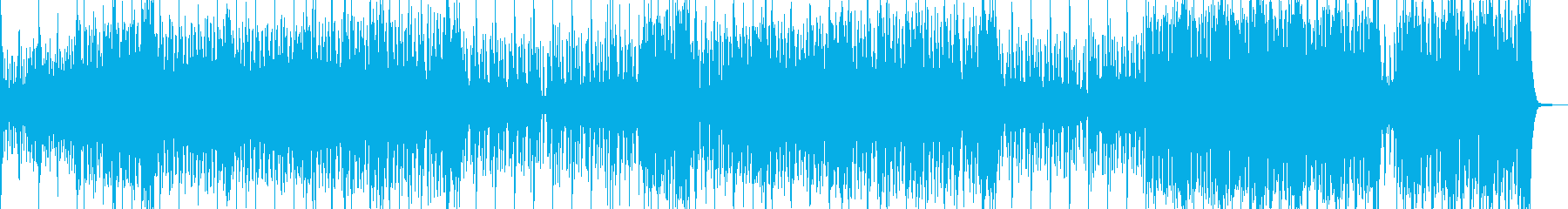夏を盛り上げるコミカルレゲェ ブラス有Aの再生済みの波形