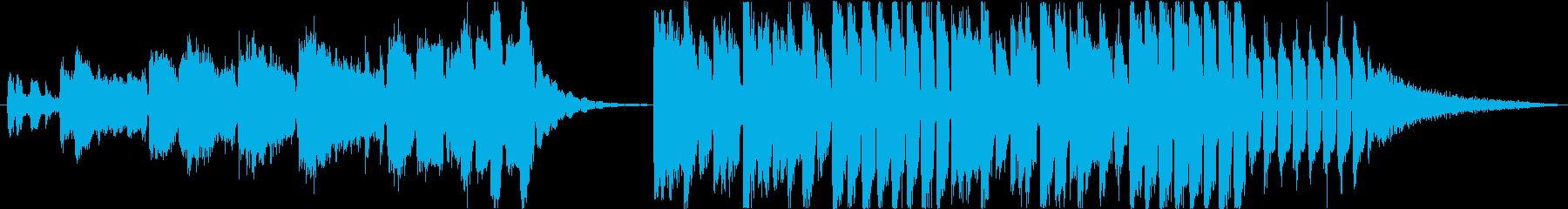短縮版】EDM とにかくハッピー感すごいの再生済みの波形