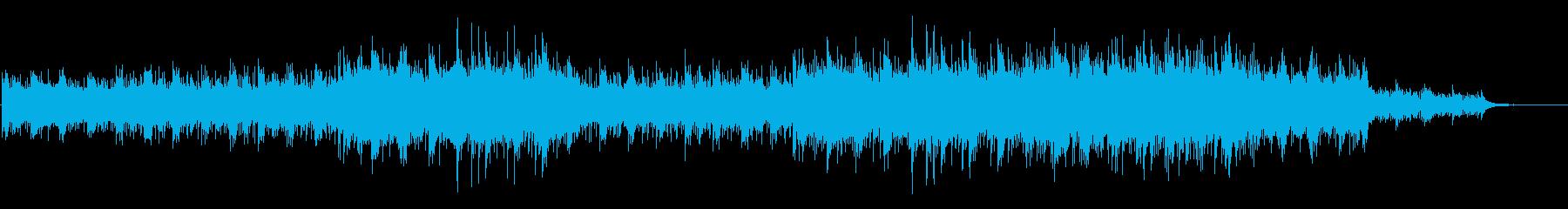 【リズム抜き】アップテンポで綺麗なコーポの再生済みの波形