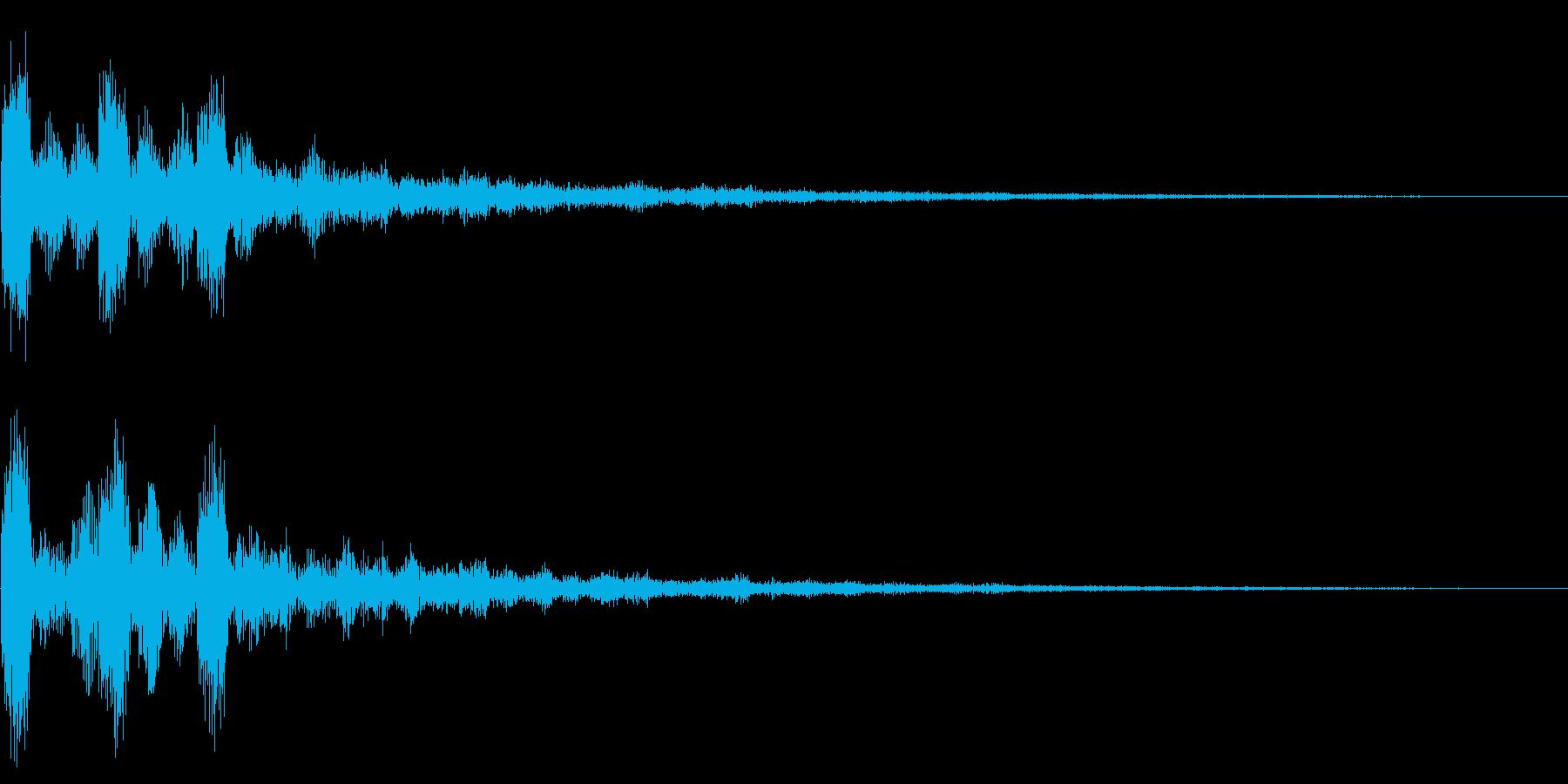 未来的・決定・空気感・取得16の再生済みの波形