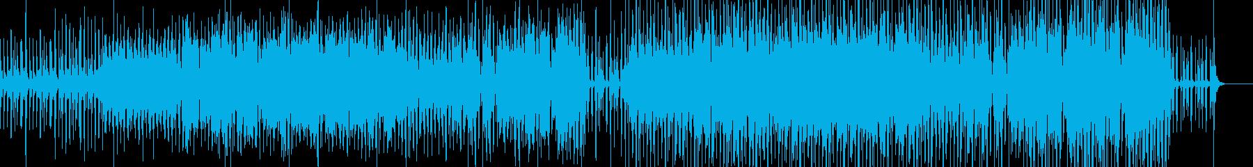 お祭り気分・昭和歌謡曲風ポップ Lの再生済みの波形