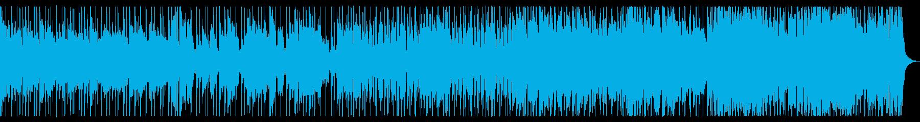 爽やか。日常。歌モノポップス。の再生済みの波形